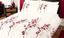 Oriental Flower, Red