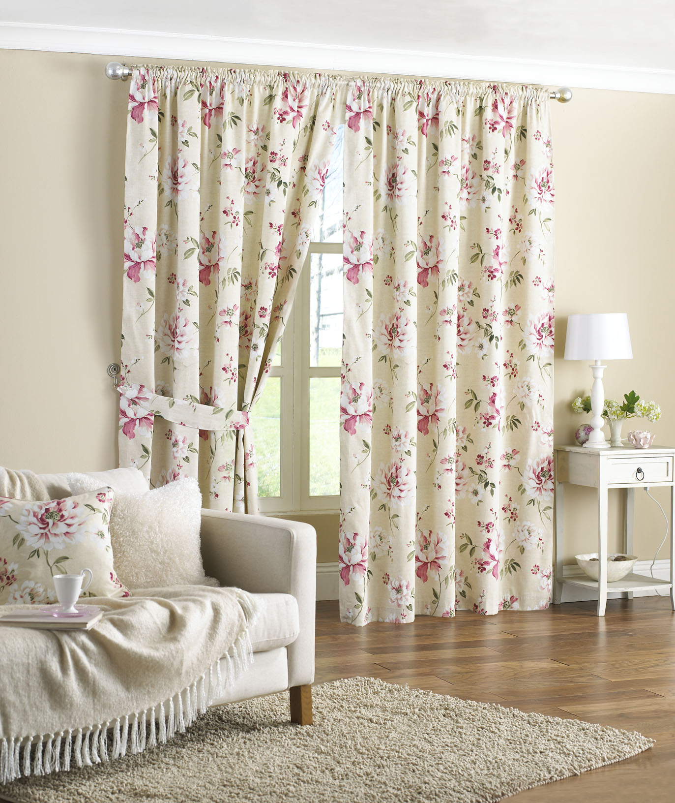 Sahina Textiles Ltd 187 Ready Made Curtains